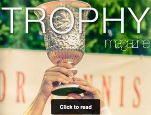 Tudor tennis Trophy magazine 2013