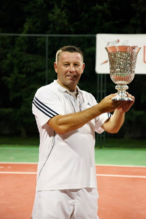Marcel Chifa, winner of Tudor Tennis Trophy 14th edition