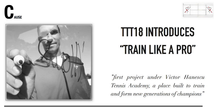 Train Like a Pro by Victor Hanescu