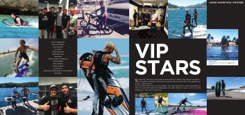 Jet Surf VIPs