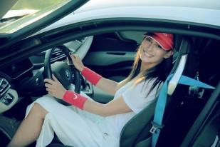 TTT19 + Cristina Gingirov - Admin Team + IQOS BMW i8