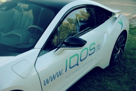 IQOS at Tudor Tennis Trophy edition 19