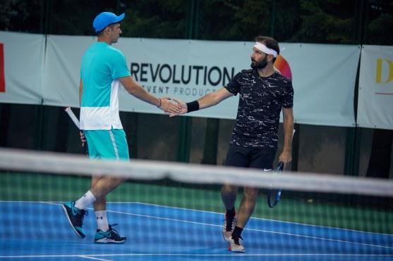 Tudor tennis Trophy   edition 20 -- 360 Revolution